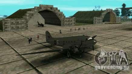 C-47 Дакота RAF для GTA San Andreas