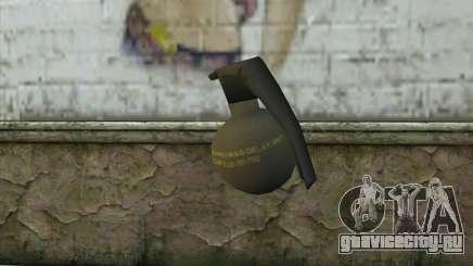 M-67 Grenade для GTA San Andreas