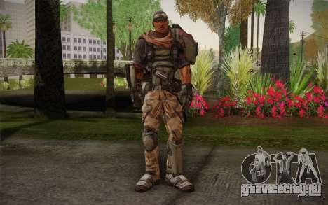 Roland из Borderlands 2 для GTA San Andreas