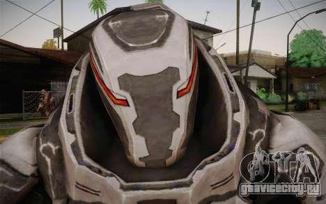 Robo Creed для GTA San Andreas третий скриншот