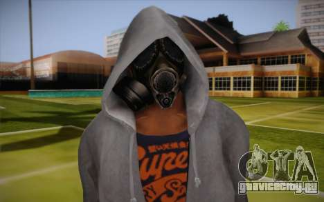 Graffiti Man для GTA San Andreas третий скриншот
