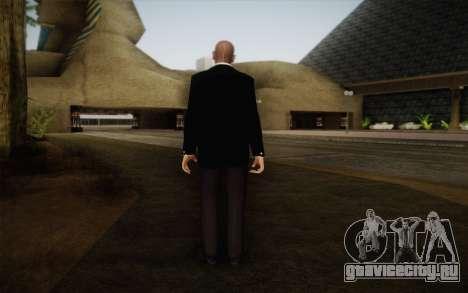 Jason Statham для GTA San Andreas второй скриншот