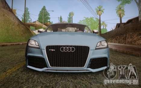 Audi TT RS 2011 для GTA San Andreas вид сбоку