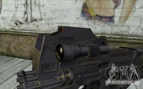 FN P90 MkII для GTA San Andreas третий скриншот
