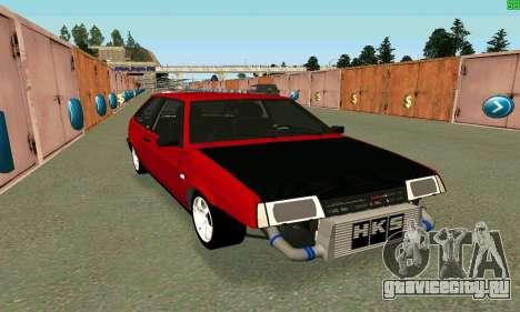 ВАЗ 2108 Turbo для GTA San Andreas
