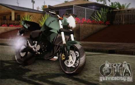 Yamaha FZ6 для GTA San Andreas