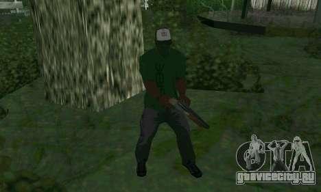 Новые характеристики оружия для GTA San Andreas третий скриншот
