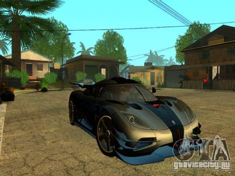 ENBSeries By Makar_SmW86 v1.0 для GTA San Andreas шестой скриншот