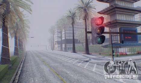 SA Illusion-S v5.0 Final - SAMP Edition для GTA San Andreas шестой скриншот
