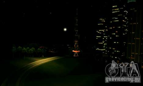 ENBSeries Rich World для GTA San Andreas третий скриншот