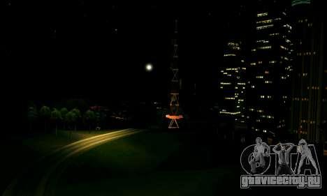ENBSeries Rich World для GTA San Andreas третий скриншот