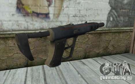 Sten 2041 SMG для GTA San Andreas второй скриншот