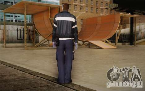 Medical from GTA IV для GTA San Andreas второй скриншот