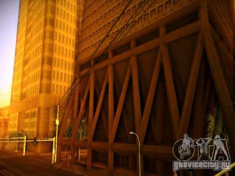 ENB Series by Makar_SmW86 v5 для GTA San Andreas четвёртый скриншот
