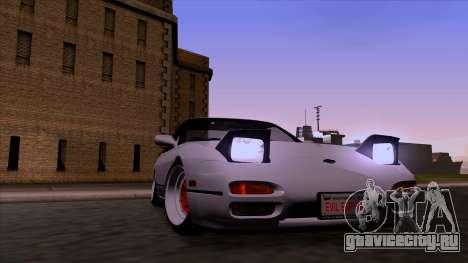 Nissan 240sx Low для GTA San Andreas