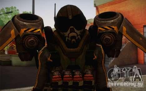 Firefly из Bataman для GTA San Andreas третий скриншот