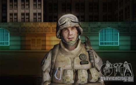 U.S. Marines для GTA San Andreas третий скриншот