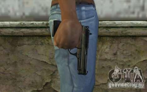 M9 Pistol для GTA San Andreas третий скриншот