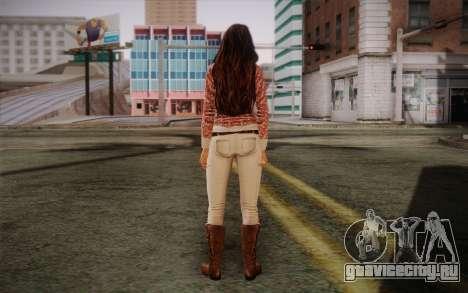 Megan Fox для GTA San Andreas второй скриншот
