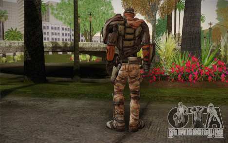 Roland из Borderlands 2 для GTA San Andreas второй скриншот