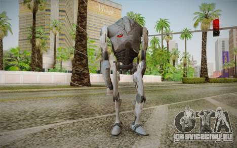 B2-Super Battle Droid skin для GTA San Andreas