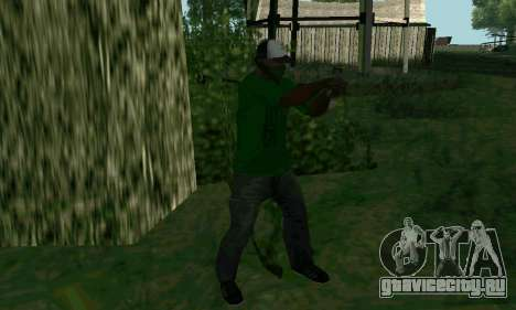 Новые характеристики оружия для GTA San Andreas четвёртый скриншот