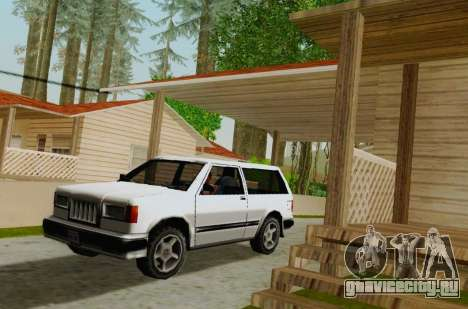 Landstalker Сoupe для GTA San Andreas