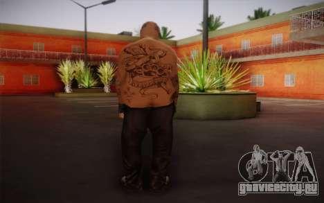 Him для GTA San Andreas второй скриншот