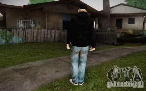 B-Real Skin для GTA San Andreas второй скриншот