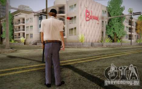 Satpam для GTA San Andreas второй скриншот