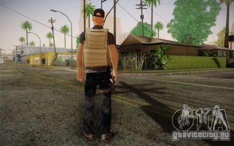 Desmadroso v1 для GTA San Andreas второй скриншот