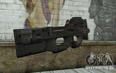FN P90 MkII для GTA San Andreas второй скриншот
