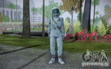 Spacesuit From Fallout 3 для GTA San Andreas