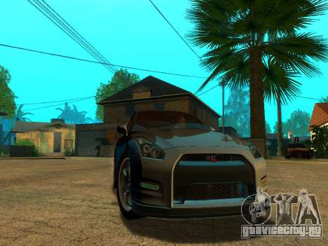 ENBSeries By Makar_SmW86 v1.0 для GTA San Andreas второй скриншот