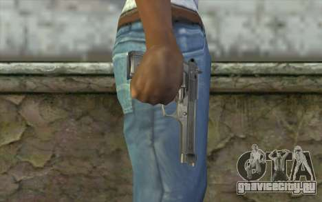 Police Beretta 92 для GTA San Andreas третий скриншот