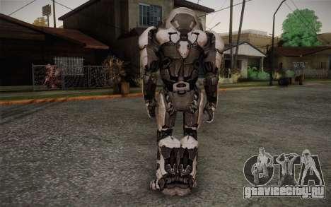Robo Creed для GTA San Andreas второй скриншот