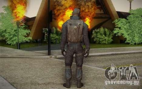 S.A.S Gas Mask для GTA San Andreas второй скриншот