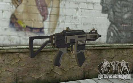 NS-11C Carbine from Planetside 2 для GTA San Andreas второй скриншот