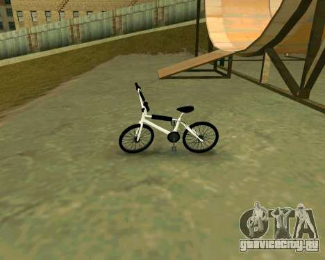 BMX из GTA Vice City Stories для GTA San Andreas вид сзади слева