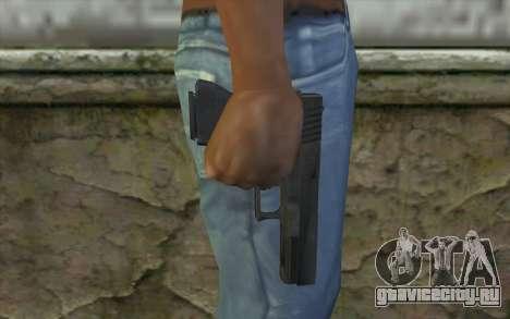 Glock 19 для GTA San Andreas третий скриншот