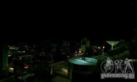 ENBSeries Rich World для GTA San Andreas четвёртый скриншот
