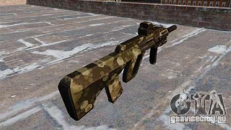 Автомат Steyr AUG-A3 Hex для GTA 4 второй скриншот