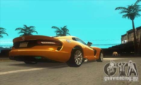 ATI ENBseries MOD для GTA San Andreas