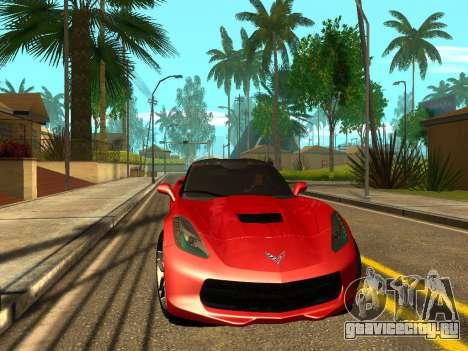 ENBSeries By Makar_SmW86 v1.0 для GTA San Andreas