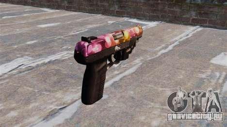 Пистолет FN Five-seveN LAM Dots для GTA 4 второй скриншот