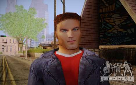 Race Driver from FlatOut v4 для GTA San Andreas третий скриншот