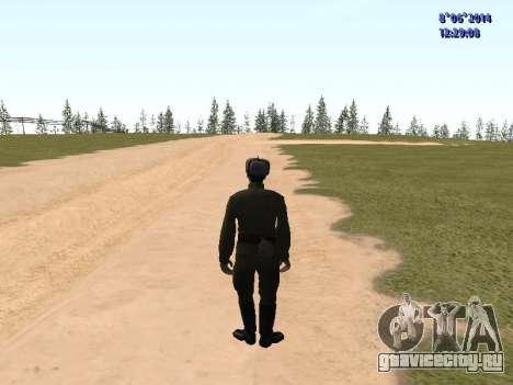 USSR Soldier Pack для GTA San Andreas третий скриншот