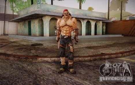 Mr. Torgue из Borderlands 2 для GTA San Andreas второй скриншот