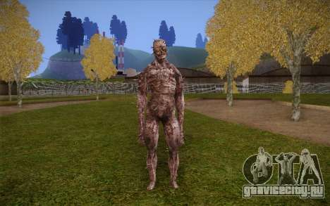 Iron Maiden from Resident Evil 4 для GTA San Andreas