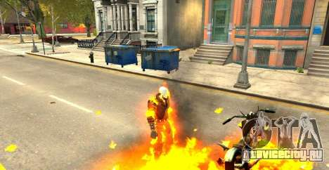 Ghost Rider для GTA 4